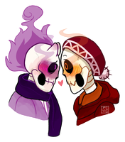 Skellies by pen-not-pencil
