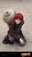 My Gaara cosplay by Leifa