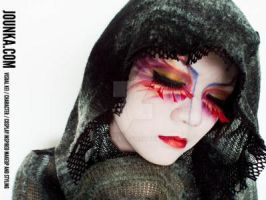 Makeup: Shaman by Jounka