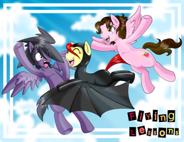 Flying Lessons by BOAStudio