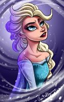 Queen of Isolation by Anamated