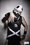 Pokemon Sun and Moon - Team Skull Grunt Cosplay by splgum
