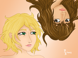 Faberry by anon-e-mouse95