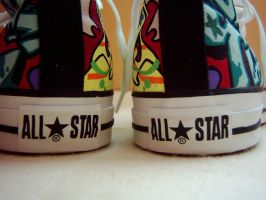 graffiti chucks 02 by allstars