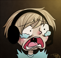 Le Pewdie by MadameNyx
