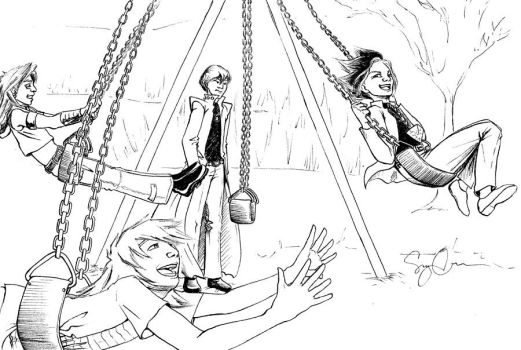 Swing, Swing, Swing by GreyDazed