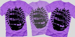 Pirate Basic Design by DeathByDesign06