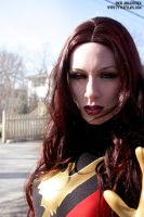 Dark Phoenix2 by screaM4Dolls