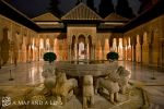 Alhambra: Court of the Lions by Mgsblade