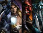 DOTA Loading Screen Wallpaper by Artgerm