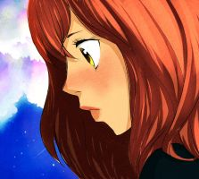 Ao Haru Ride by Neroli-hime