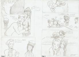 Trippin For Trouble Pg2 and 3 by Faybos