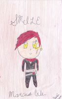 SMILE_Marcus_Cole chibi by Cloudie-Skye