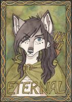 Eternal badge by SnowSnow11