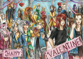 Happy Valentines Day by Agnaa-Role-Player