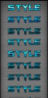 All Blue Style Pack by Mr-Blade