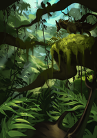 Jade Jungle {Goulongs} by lycchii