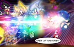 How I wish generations Ended Sonic Boom Strike by parrishbroadnax