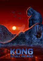 Kong: Skull Island Poster Entry 2 by Demplex