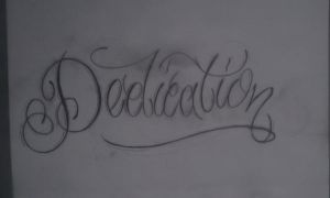 Dedication by GeertY