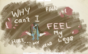 aMoC: There is no feeling by maddmouse