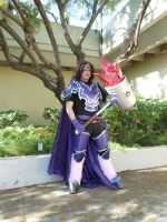 Taric- Comikaze Expo 2013 by MidnightLiger0