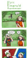 Epic Emerald Page 3 by askiopop