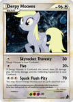 MLP: FiM PTCG: Derpy Hooves by dmon2