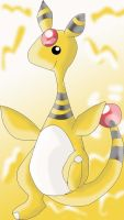 Ampharos by Mast88