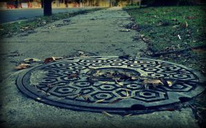 pothole by angelstandingby