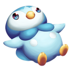 Piplup by Ettelle