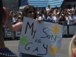 My Son is Gay by aluress