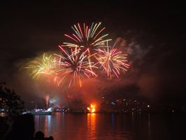 Fleet Review Fireworks 10 by BrendanR85