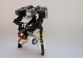 TI Rottweiler Gaurd Drone by KingBricks
