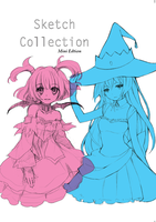 Sketch Collection Mini Edition preorder open! by PastelCake