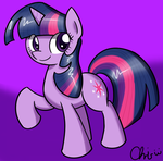 Twilight Sparkle by CrispyChris