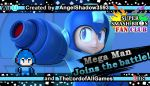 Mega Man Challenger Approaching by AngelShadow3593