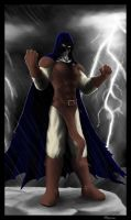 I am the power by Daegher