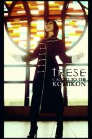 TRESE at the Komikon by Delurianne