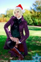 +Alois+ - Christmas Trouble by Velours-Requiem