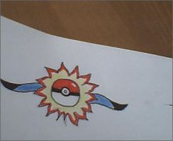 pokeball tribal by orcalover165
