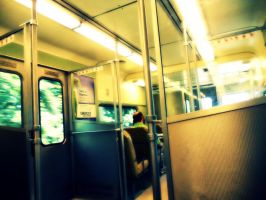 The Train by surrealistique
