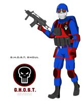G.H.O.S.T. Ghoul - refined by Dangerman-1973