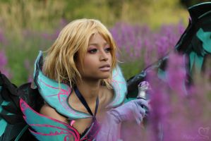 Aion Cosplay V by the-mirror-melts