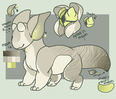 [ADOPT] Nerfphious auction 01 by Umv
