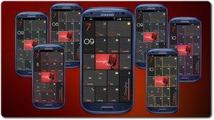 Tiles and MutliPic  Live wallpaper by gwcaton