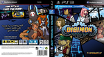 Digimon: Temporal Jump the Game by FlyKiwiFly