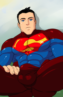 Superboy by MiOworks
