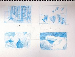 composition studies by innerpeace1979