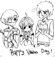 Happy TOKR Valentines Day :3 WIP by EmiAnimeOriginal